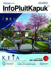 Cover Majalah InfoPluitKapuk Februari 2018