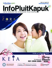 InfoPluitKapuk Magazine Cover March 2018