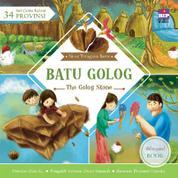 Cover Seri Cerita Rakyat 34 Provinsi: Batu Golog (Billingual book) oleh