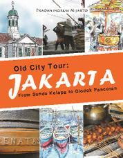 Cover Kota Tua Jakarta oleh