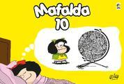 Cover Mafalda Jilid 10 oleh