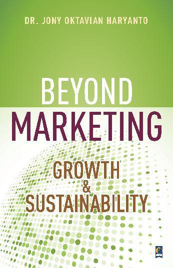 Buku Digital Beyond Marketing oleh Jony Oktavian Haryanto