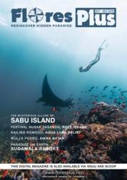 Cover Majalah Flores Plus Oktober-Desember 2019