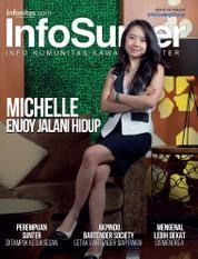 InfoSunter Magazine Cover April 2017