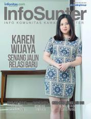 Cover Majalah InfoSunter Juli 2017
