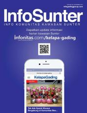 Cover Majalah InfoSunter November 2017