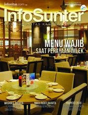 InfoSunter Magazine Cover