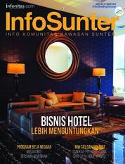 Cover Majalah InfoSunter Maret 2018
