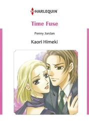 TIME FUSE by Penny Jordan Cover