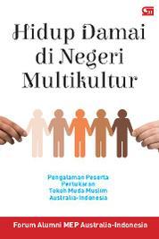 Cover Hidup Damai di Negeri Multikultur oleh