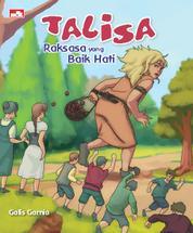 Cover Talisa Raksasa yang Baik Hati oleh