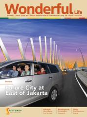 Cover Majalah Wonderful Life April–Juni 2013