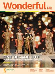 Cover Majalah Wonderful Life Juli–September 2013