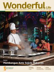 Cover Majalah Wonderful Life April–Juni 2014