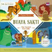 Seri Cerita Rakyat 34 Provinsi: Buaya Sakti (Billingual book) by Cover