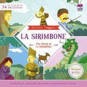 Cover Seri Cerita Rakyat 34 Provinsi : La Sirimbone (Billingual book) oleh