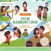 Cover Seri Cerita Rakyat 34 Provinsi : Putri Mambang Linau (Billingual book) oleh