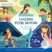 Cover Seri Cerita Rakyat 34 Provinsi : Putri Duyung (Billingual book) oleh
