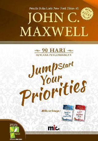 Buku Digital JumpStart Your Priorities oleh John C. Maxwell