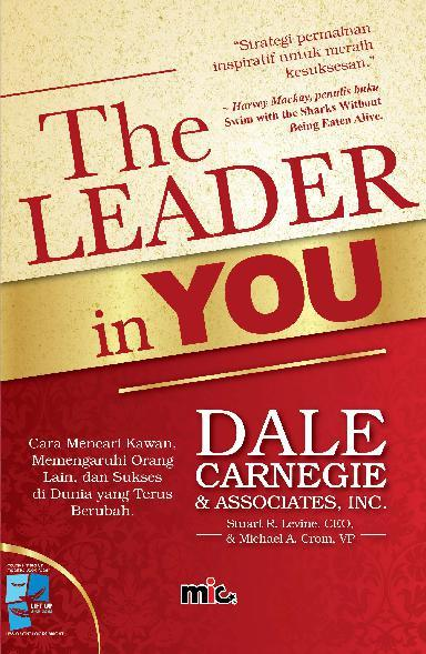 Buku Digital The Leader in You oleh Dale Carnegie