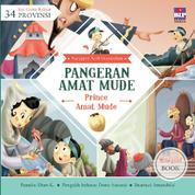 Seri Cerita Rakyat 34 Provinsi : Pangeran Amat Mude (Billingual book) by Cover