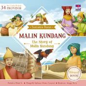 Cover Seri Cerita Rakyat 34 Provinsi : Malin Kundang (Billingual book) oleh