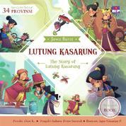 Cover Seri Cerita Rakyat 34 Provinsi : Lutung kasarung (Billingual book) oleh