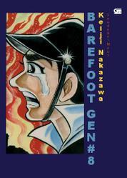 Cover Barefoot Gen Jilid#8: Saudagar Maut oleh