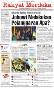 Rakyat Merdeka Cover 03 February 2018
