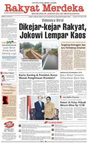 Rakyat Merdeka Cover 06 February 2018