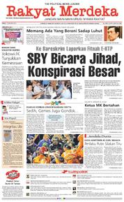Rakyat Merdeka Cover 07 February 2018