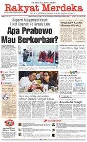 Rakyat Merdeka Cover 15 March 2018