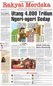 Rakyat Merdeka Cover 16 March 2018