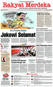 Rakyat Merdeka Cover 20 February 2018