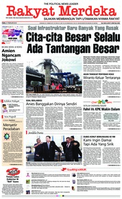 Rakyat Merdeka Cover 21 February 2018