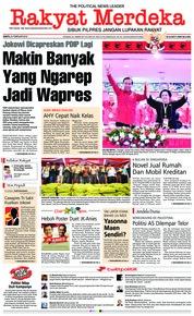 Cover Rakyat Merdeka 24 Februari 2018
