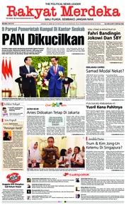 Cover Rakyat Merdeka 08 Mei 2018