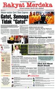Cover Rakyat Merdeka 09 Mei 2018