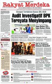 Cover Rakyat Merdeka 22 Mei 2018