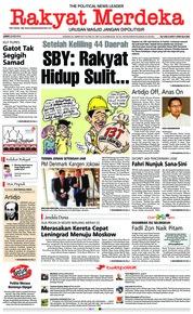 Cover Rakyat Merdeka 25 Mei 2018