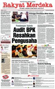 Cover Rakyat Merdeka 05 Juni 2018