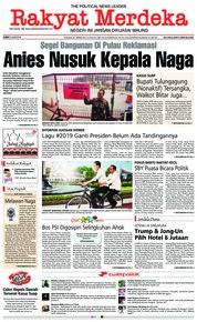 Cover Rakyat Merdeka 08 Juni 2018