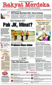 Cover Rakyat Merdeka 22 Juni 2018