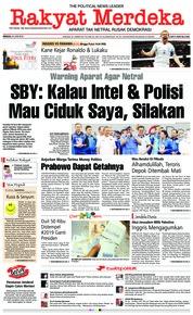 Cover Rakyat Merdeka 24 Juni 2018