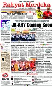 Cover Rakyat Merdeka 03 Juli 2018