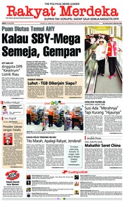 Rakyat Merdeka Cover 14 July 2018