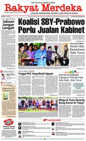 Rakyat Merdeka Cover 31 July 2018