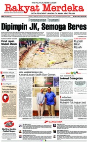 Rakyat Merdeka Cover 03 October 2018