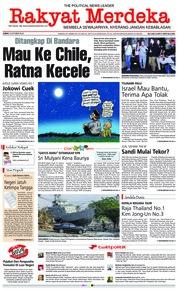 Rakyat Merdeka Cover 05 October 2018