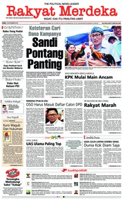 Rakyat Merdeka Cover 15 November 2018